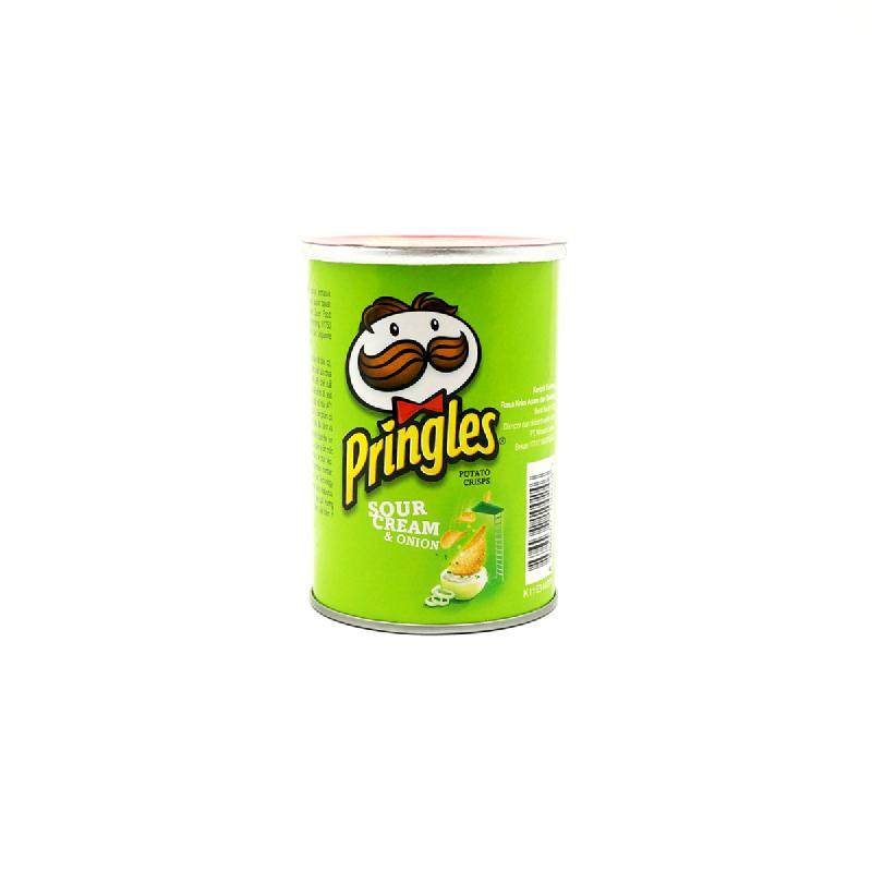 Pringles Potato Chips Sour Cream & Onion 42G