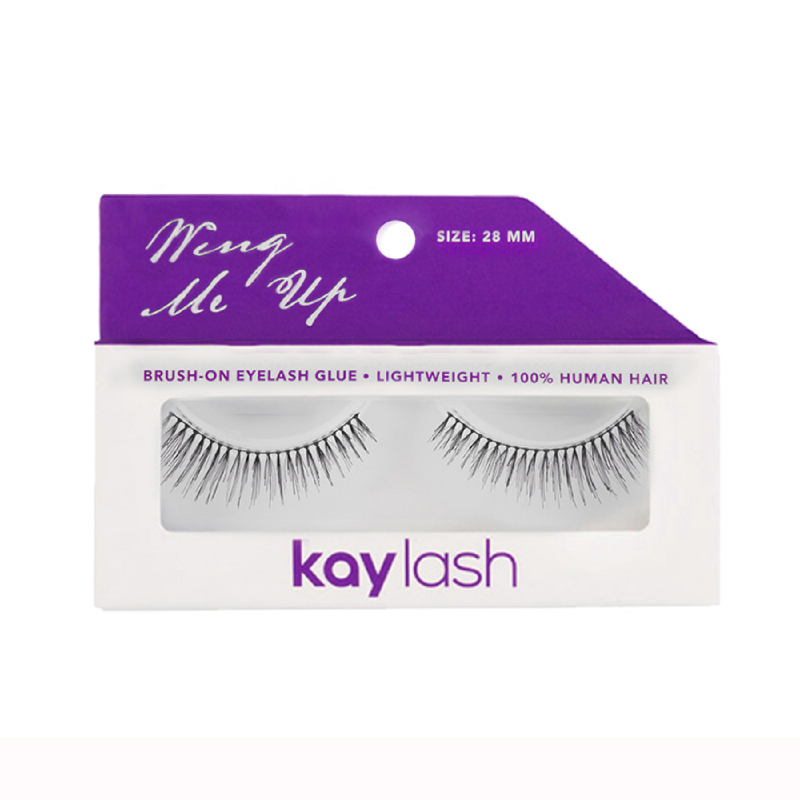 Kay Beauty 28mm Wing Me Up