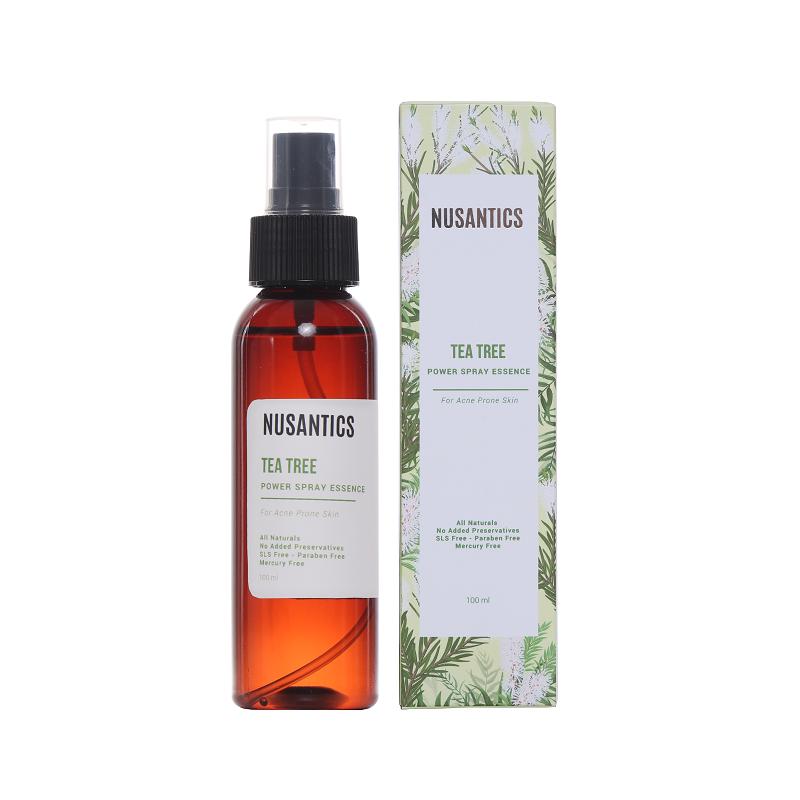 Nusantics Tea Tree Power Spray Essence (PSE)