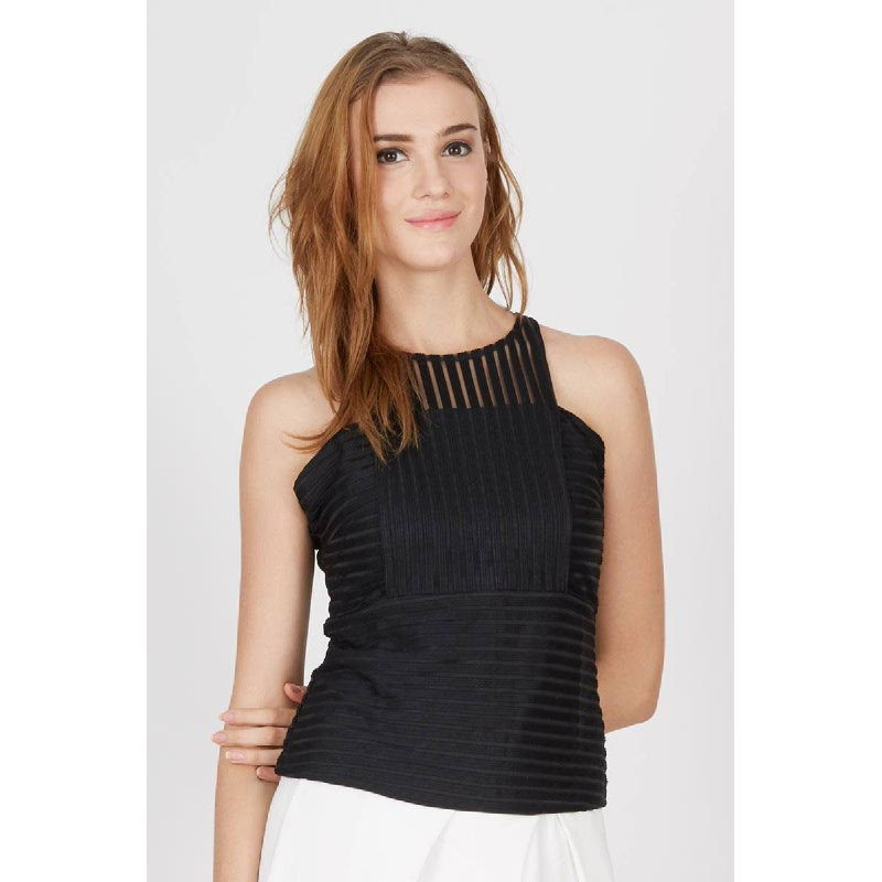 GW Emden Top in Black