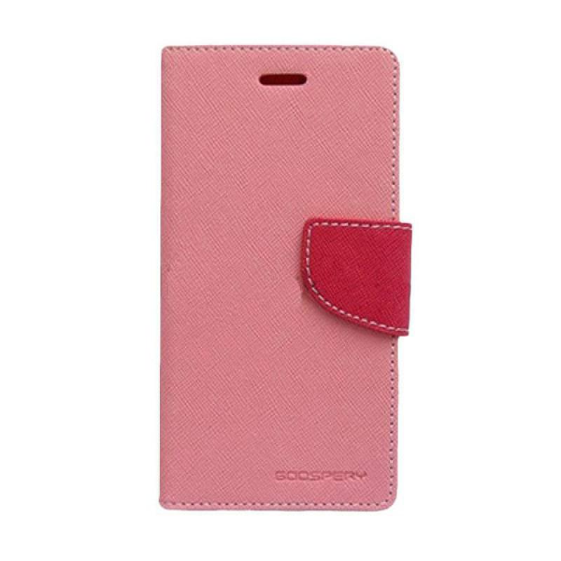 Goospery Fancy Diary I Phone 7 Plus - Pink Magenta