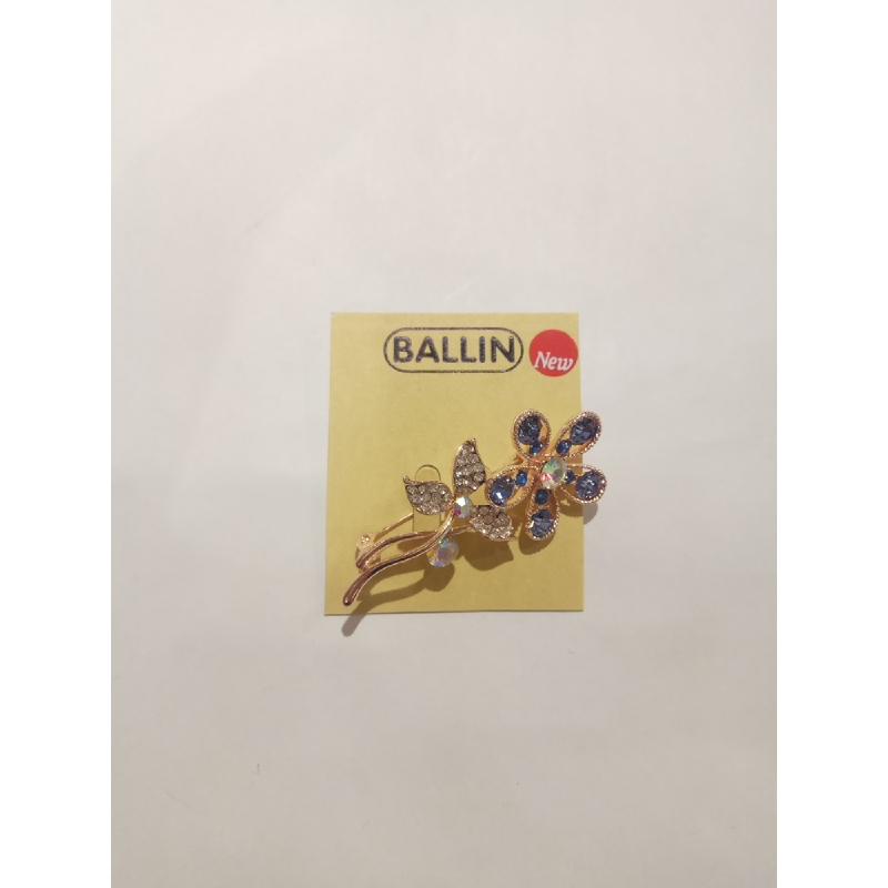 Ballin - Women Brooch LF BRXZ8070 5 Silver
