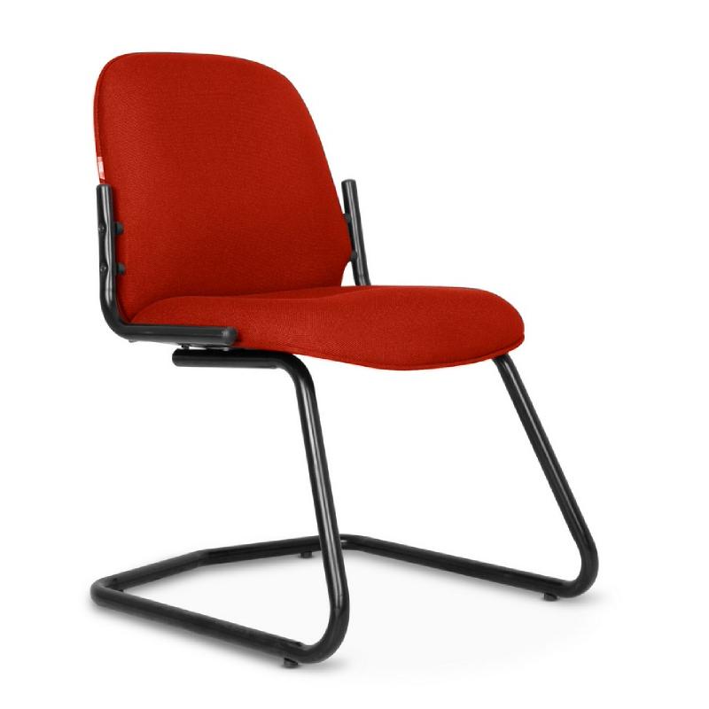 Kursi kantor kursi kerja HP Series - HP18 Red