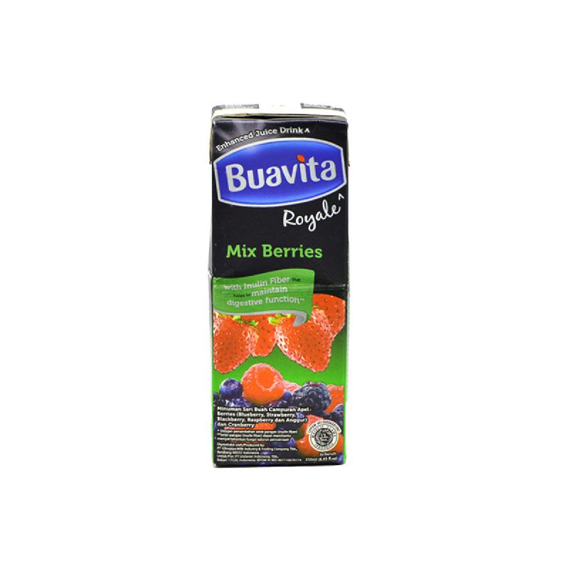 Buavita Royale Mix Berries 250Ml