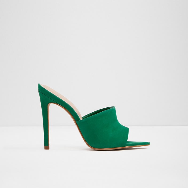 Aldo Ladies Heeled sandals PADOVA-46-310 Medium Green