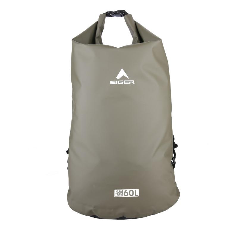 Eiger Dry Bag Strap 60L - Olive