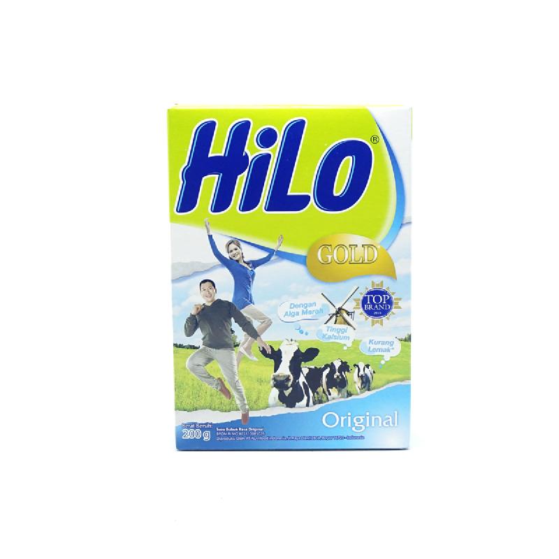 Hilo Gold Tawar 200 Gr