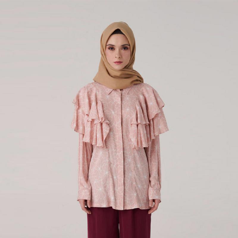Suqma Liv Blouse Dusty Pink