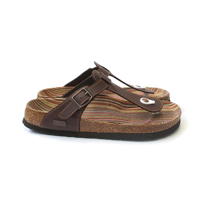 Cortica Davis Sandals CM-2001 Dark Brown