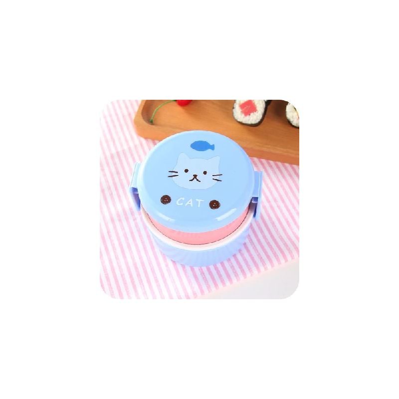 BabyLand My Baby Meow Meow Lunchbox BML001