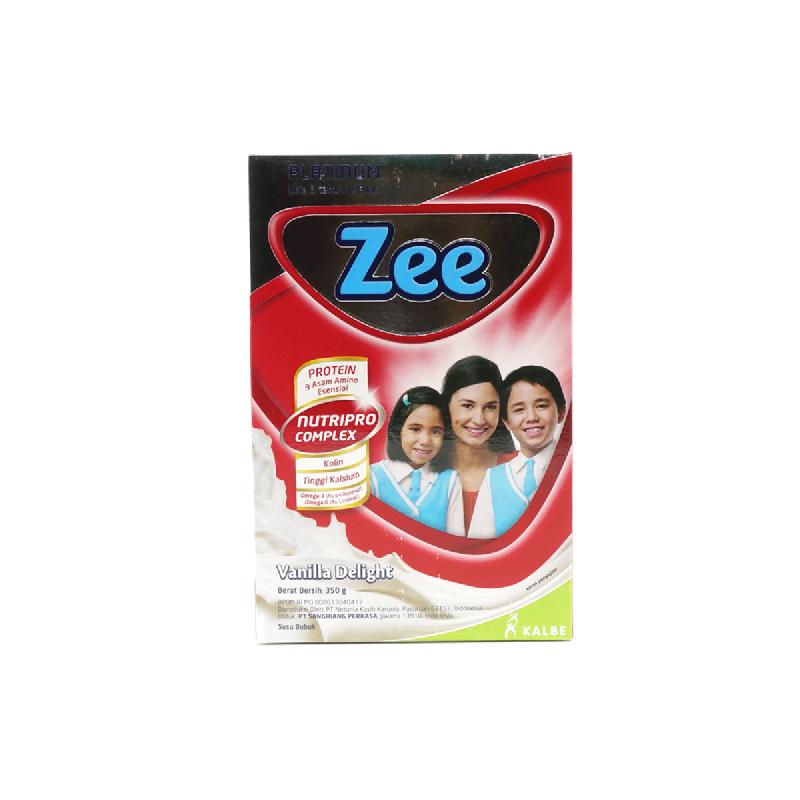 Zee Kid Platinum Vanila 350 Gr