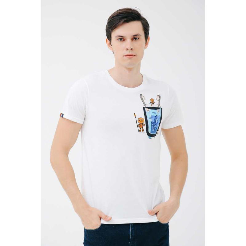 3Second Men Tshirt 3501