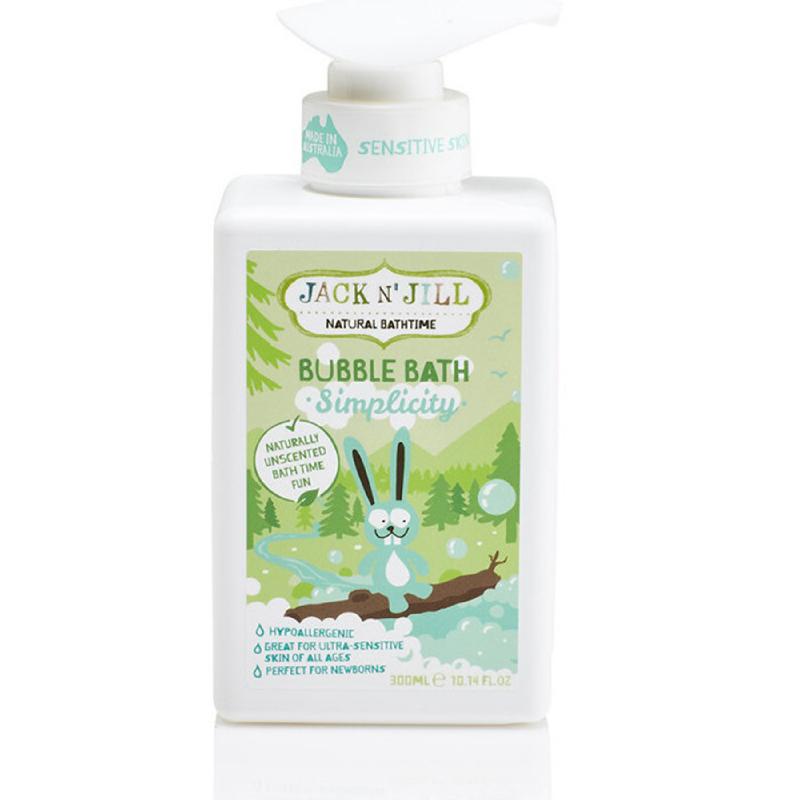 Jack N Jill Simplicity Bubble Bath  300ml