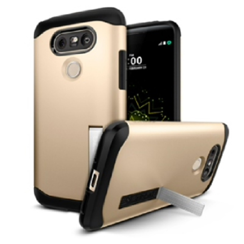 Spigen LG G5 Case Slim Armor - Champagne Gold