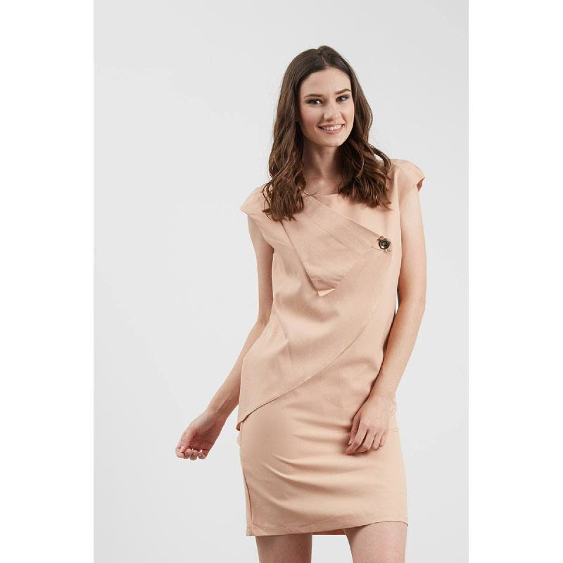 GW Kiel Dress in Cream