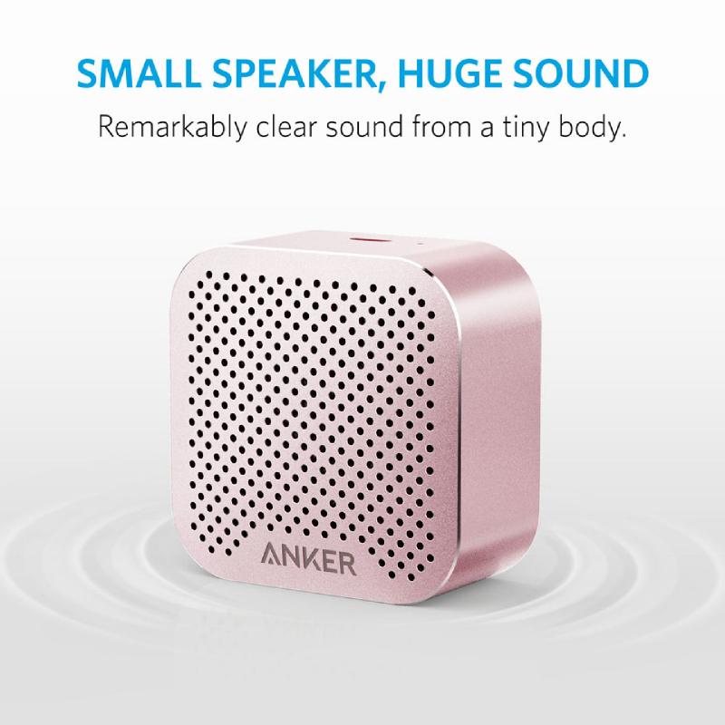 Anker Speaker Portable SoundCore Nano A3104051 Rosegold