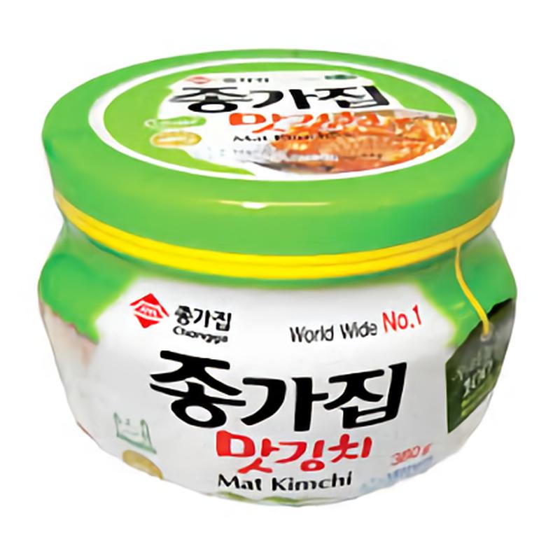 Mat Kimchi Chongga 12 400Gr