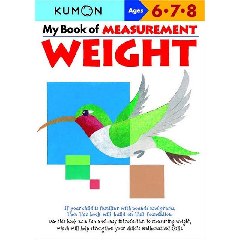 Kumon  My Book of Measurement Weight