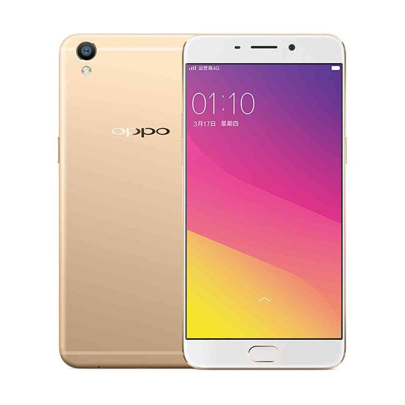 OPPO Smartphone A37F Gold (16GB, 2GB RAM, 4G LTE)