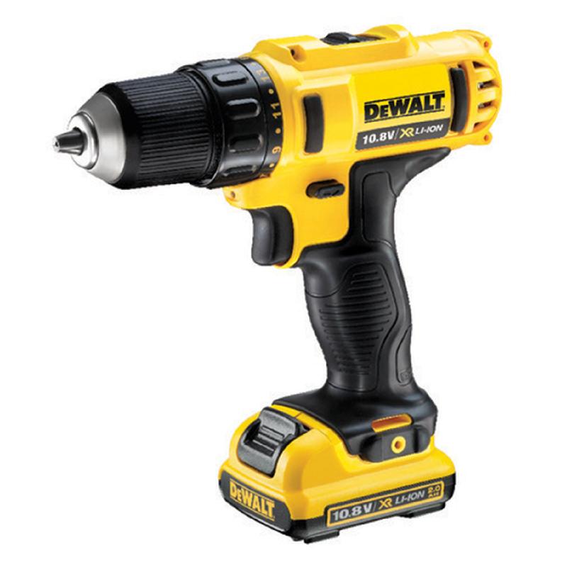Dewalt DCD710D2-B1 XR Li-Ion Sub Compact Drill Driver