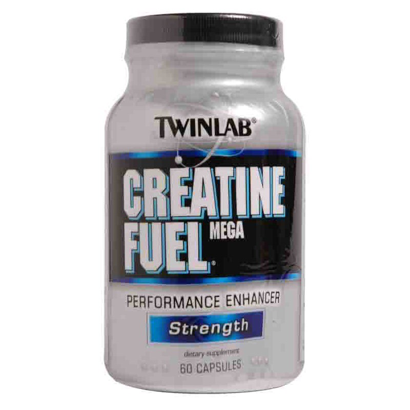 Mega Creatine Fuel - 60 Capsules
