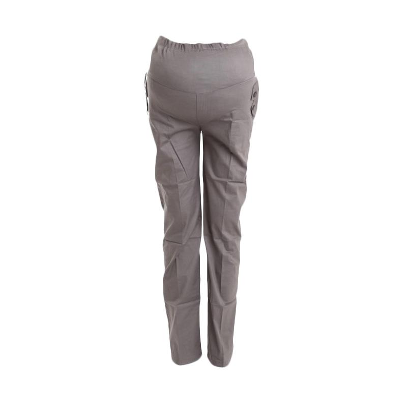 Celana Hamil LCP017C Abu