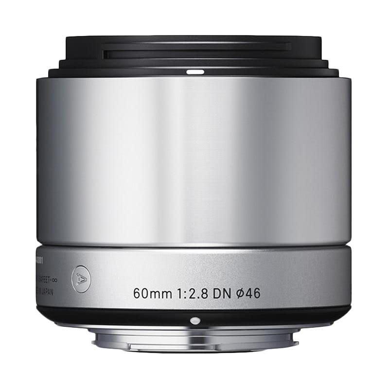 Sigma 60mm F2.8 DN (A) SONY SILVER