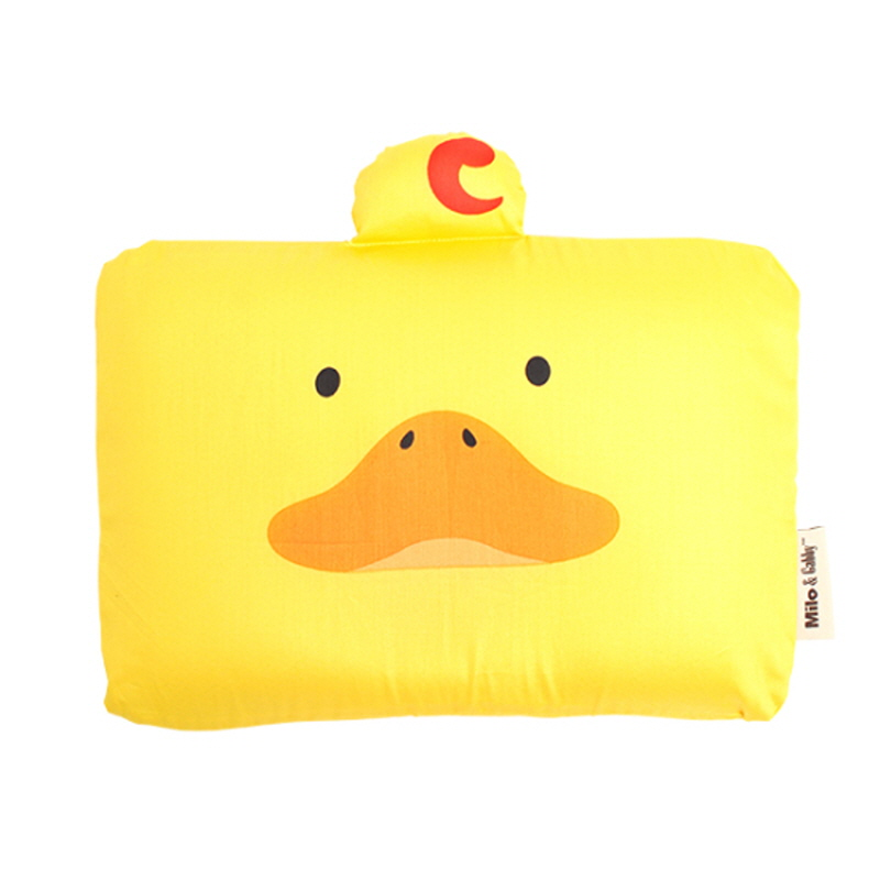Baby Pillow Cover - Duke the Duck