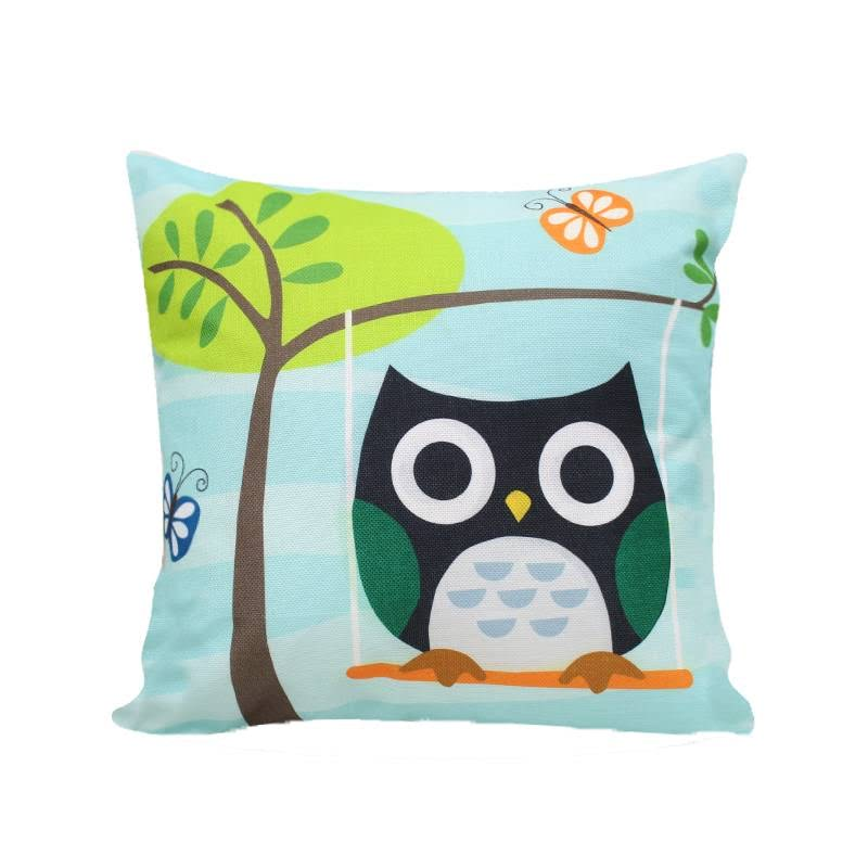 JYSK Cushion Cover 16Dc259 43X43Cm Assorted