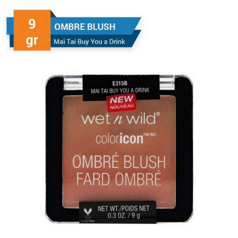 Wet n Wild Color Icon Ombre Blush Mai Tai Buy You a Drink