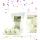Sembem Travel bottle set + Cream Jar 5g 3pcs + Cream Jar 10g 2pcs