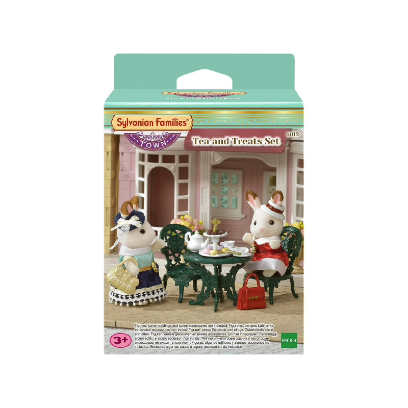 Sylvanian Families Tea And Treats Set ESFU60120
