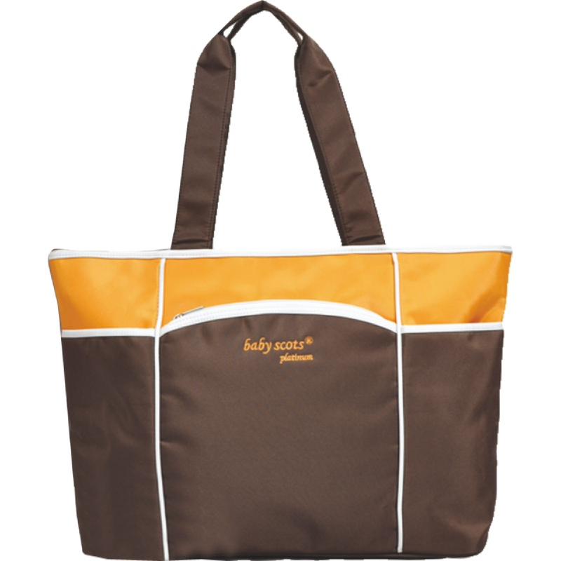Baby Scots Platinum Scots Mommy Bag 008MB008 Orange
