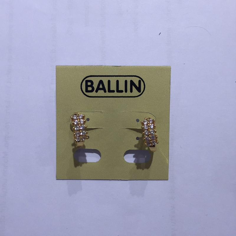 Ballin Women Earing FF-E0037G Gold