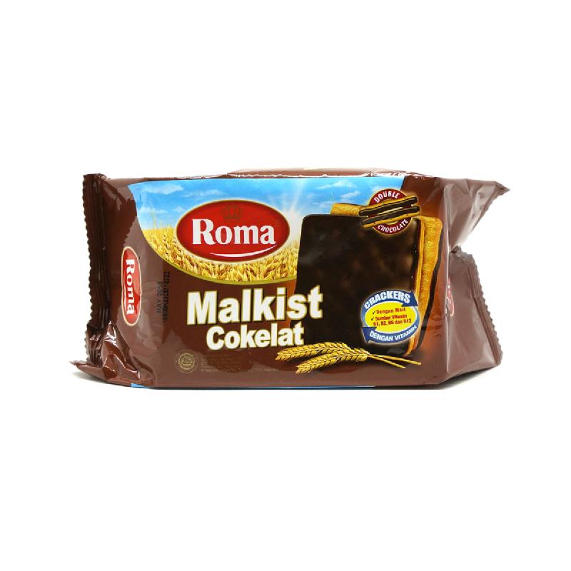 Roma Malkist Cokelat 120g