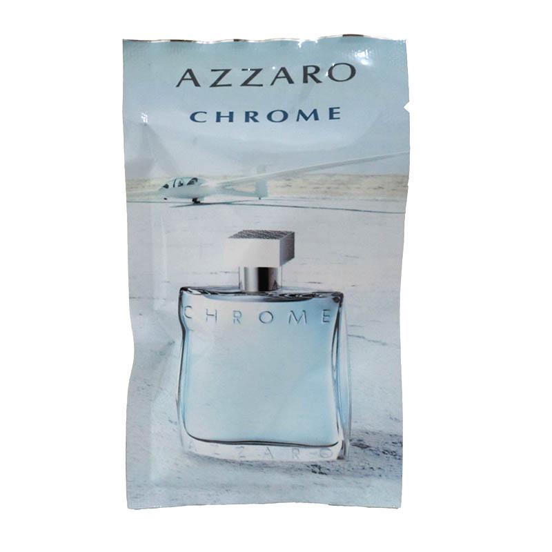 Azzaro Azzaro Chrome Man (Vial)