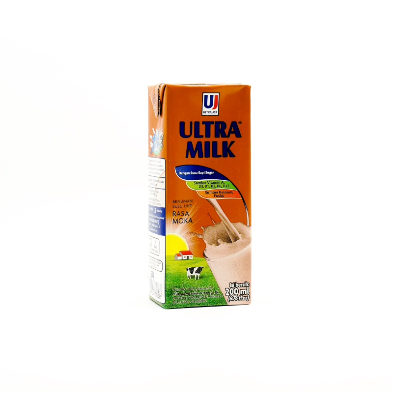 Ultra Milk Mocca 200 Ml