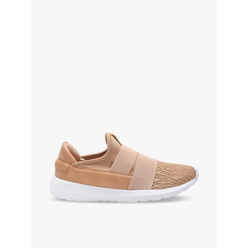 Airwalk Fabel Women Sneakers Shoes - Beige