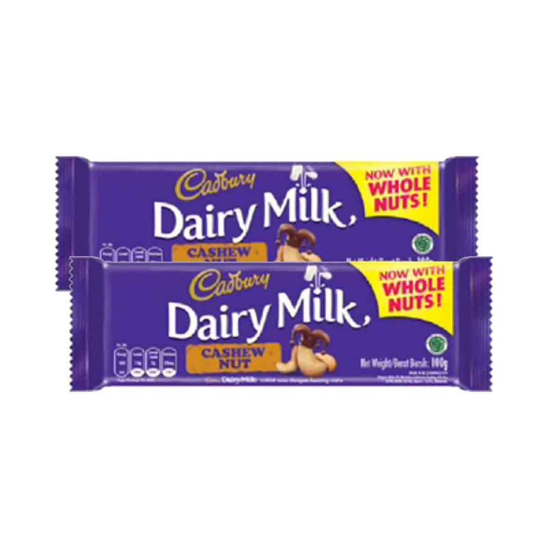 Cadbury Cashew Whole Nut 100G (Get 2)
