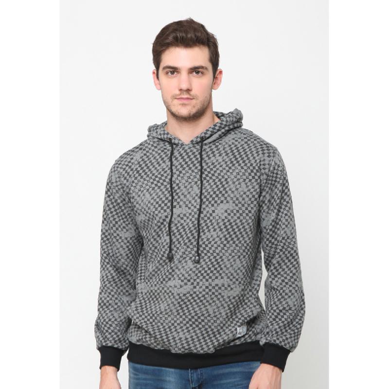 17Seven Sweatershirt Hoodie Simich Grey