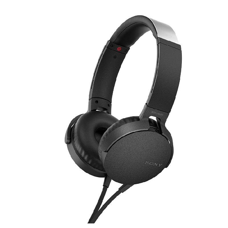 Sony in Ear Headphone MDR-XB550AP Black