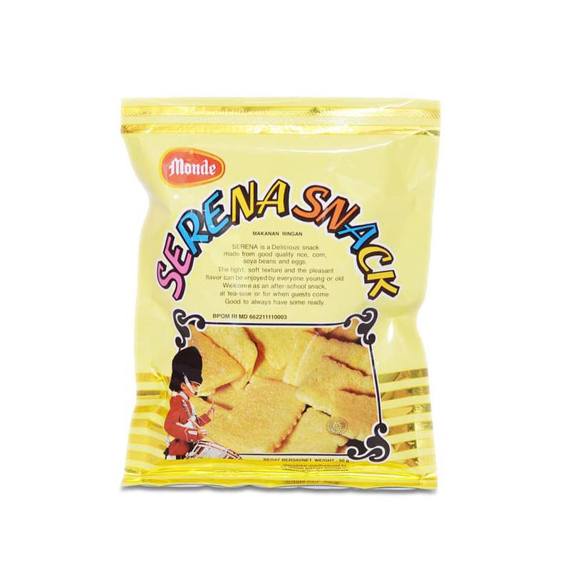 Monde Serena Snack Gold 50 gr
