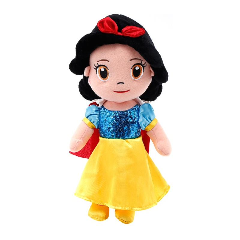 Princess Plush Snow White 12 Inch
