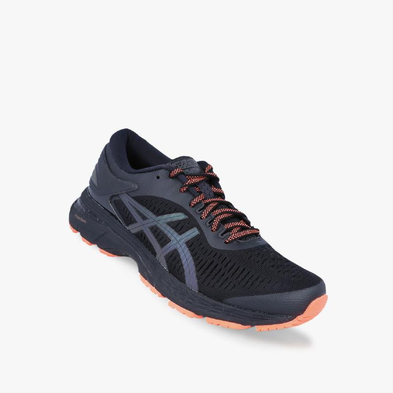 ASICS GEL-KAYANO 25 LITE-SHOW Womens Running Shoes Black