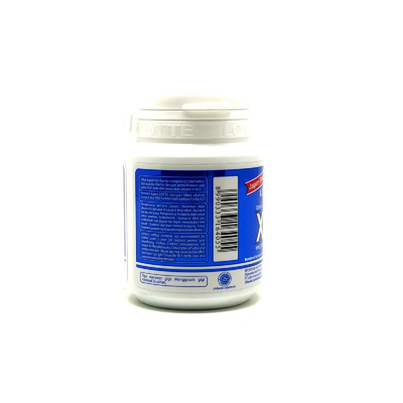Lotte Xylitol Gum Freshmint Botol 58G