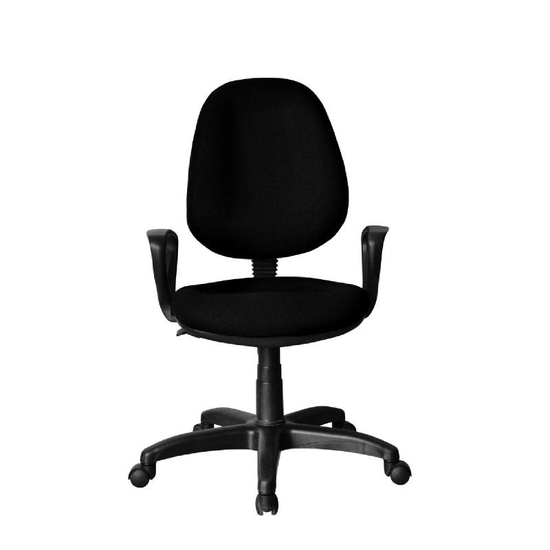 Kursi kerja kursi kantor BK Series - BK26 Black