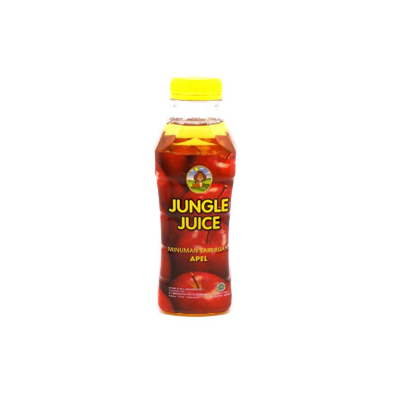 Jungle Juice Apple 500 Ml