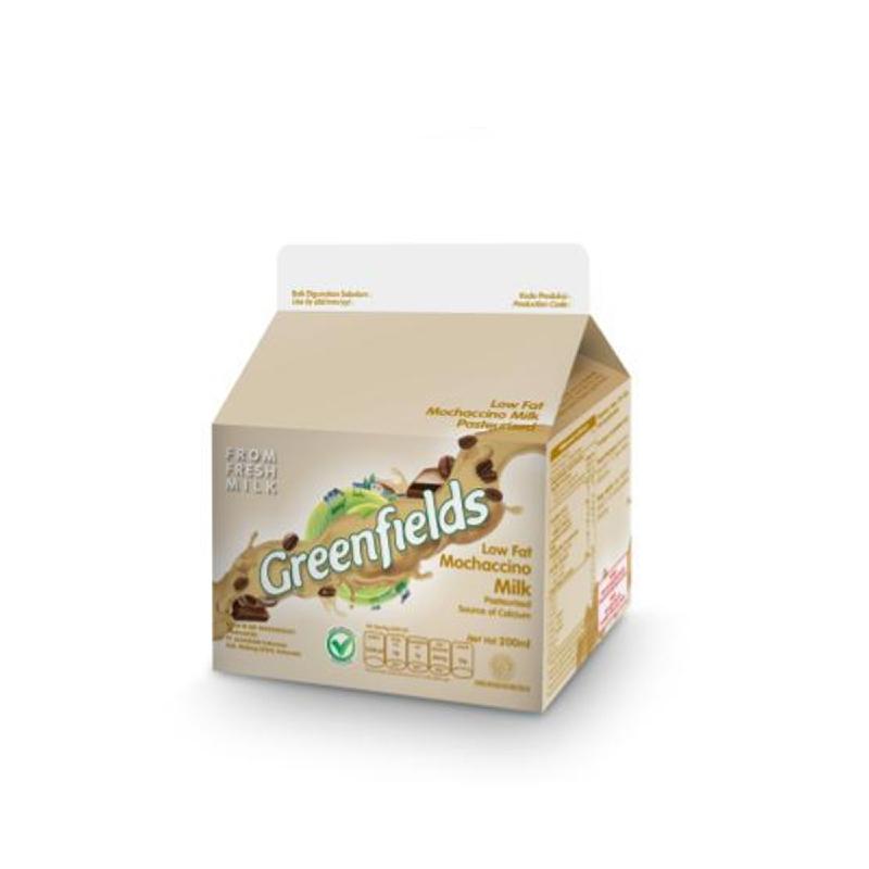 Greenfield Mochacinno 200Ml