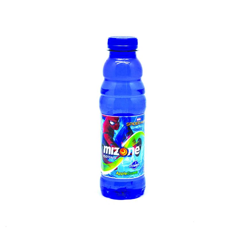 Mizone Minuman Isotonik Rasa Apel Jambu 500 Ml
