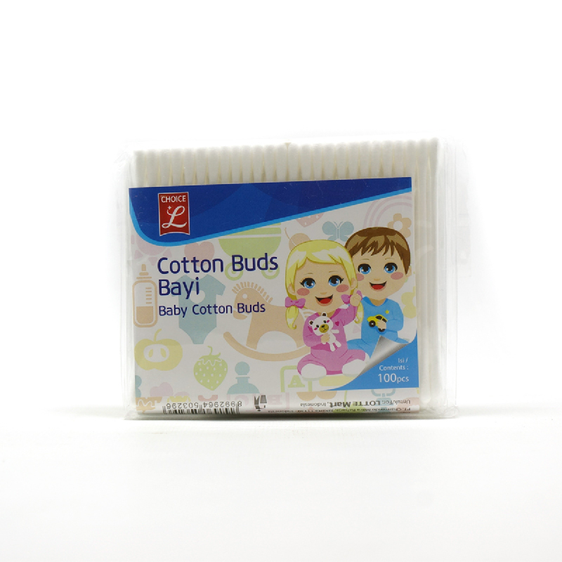 Choice L Cotton Buds Baby 100 S